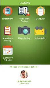 School Managment App