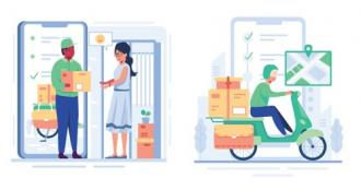How Delivery Business is Made Easy with Office LIV