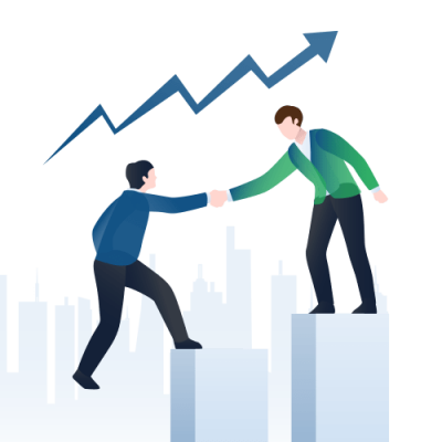 A partnership to help you scale