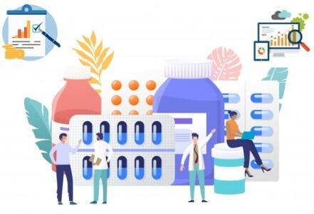 Office LIV for Pharma industry